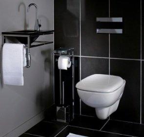 WC potid ja tarvikud