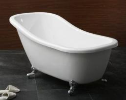 Simple bath tubs