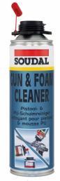 Foam, sealant, glue