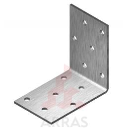 Perforeeritud metallnurk 60x60x40mm