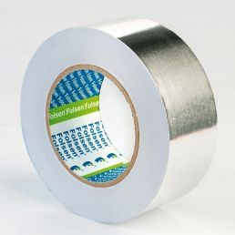 Alumiinium teip 75mm x 50m